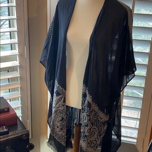 American Eagle, midi Kimono , NWT